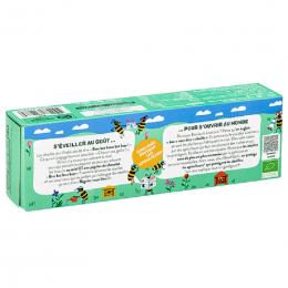 Biscuits Bio au miel et au choco - Bee'scuits - 100 g