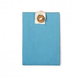 Pochette sandwich lavable et réutilisable Boc'n'Roll BIO - Bleu