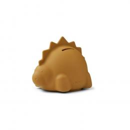 Tirelire Palma - Dino golden caramel