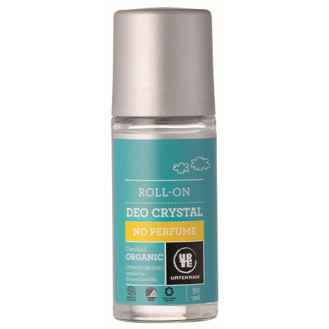Déo crystal roll-on sans parfum BIO 50 ml