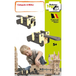 Catapulte et bélier - à partir de 6 ans