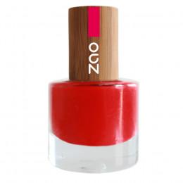 Nailpolish 650 robijn rood