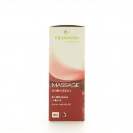 BIO - Natuurlijke basisolie - Niet vette rijke formule voor massage
