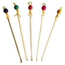 Oriculi ecologisch oorstokje uit Bamboe - per stuk verkocht