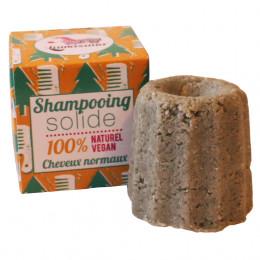 Solid shampoo normaal haar Den-geur 55 g