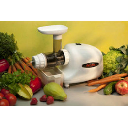 Multi-functionele juicer Jazz Max wit