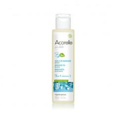 Ontspannende massage olie BIO voor mama en baby Olijf en vitamine E 100 ml