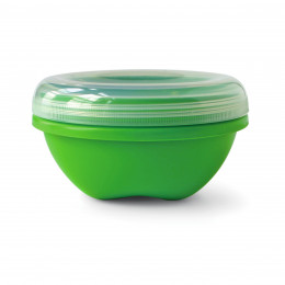 Bewaardoos uit 100% gerecycleerd materiaal 560 ml Groen