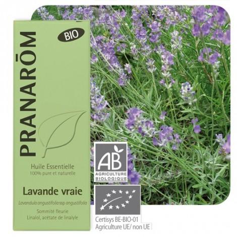 Echte Lavendel essentiële olië BIO