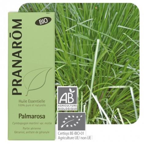 Palmarosa essentiële olië BIO