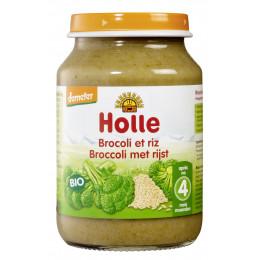 Broccoli met volkloren rijst - 190g