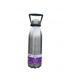 Isotherme drinkfles - Inox - 1,5 L