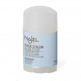 Minerale deodorant stick - Aluinsteen