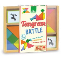 Tangram battle - vanaf 5 jaar