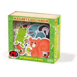 Magneten uit de tuin - vanaf 2 jaar