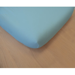 Hoeslaken in BIO katoen - Voor babybed 70x140 cm