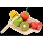 Assortiment fruit om te snijden - vanaf 18 maanden