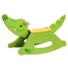 Krokodil hobbelpaard - vanaf 2 jaar