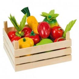 Krat fruit en groenten - vanaf 3 jaar