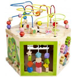 Garden play center 7 in 1 - vanaf 18 maanden