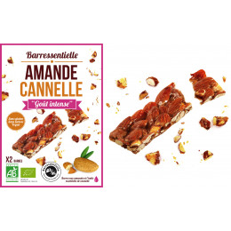 Snackreep - Baressentielle - Amandel & Kaneel - 2 stuks