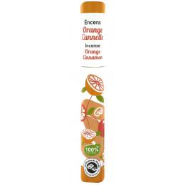 Natuurlijke wierook - Kaneel Sinaasappel - 30 stuks