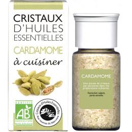 Essentiële olie kristallen - Culinair - Kardemom - 10g