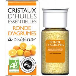Essentiële olie kristallen - Culinair - Citrus - 10g