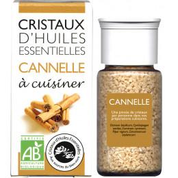 Essentiële olie kristallen - Culinair - Kaneel - 10g