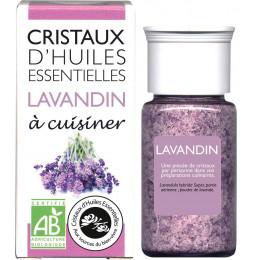 Essentiële olie kristallen - Culinair - Lavendel - 10g