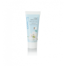 Exfoliërende crème BIO voor normale tot gemengde huid met lelie - 75 ml