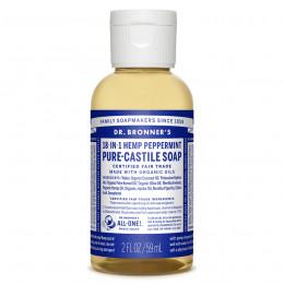 Vloeibare castillezeep - Pepermunt - 59ml