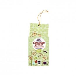 Geurzakje - Citroengras & geranium