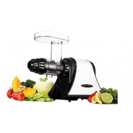 Multi-functionele juicer Jazz Alto wit