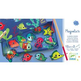 Magnetisch visspel - vanaf 2 jaar