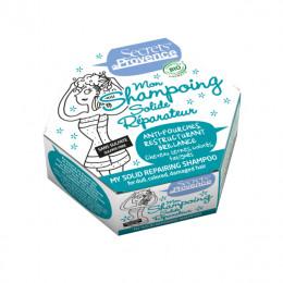 Herstellende solide shampoo BIO