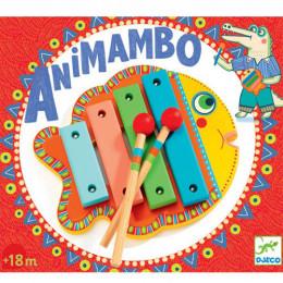 Houten Kinder Xylofoon - Animambo