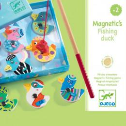 Klassiek Magneetspel - Eendjes Vissen