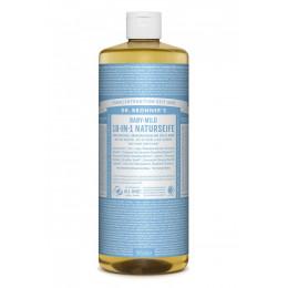 Vloeibare castillezeep - Baby - Zonder parfum - 946ml