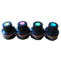Fluo stift Refill- Ecologic Edding - verkrijgbaar in 4 kleuren