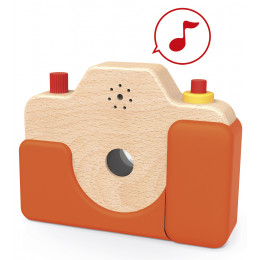 Fototoestel met geluid - vanaf 18 maanden