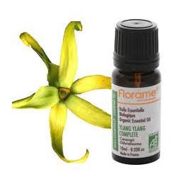 Essentiële olie van Ylang Ylang Compleet Bio - 10 ml