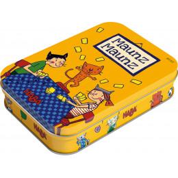 Kaartspel Miauw Miauw in blikken doosje