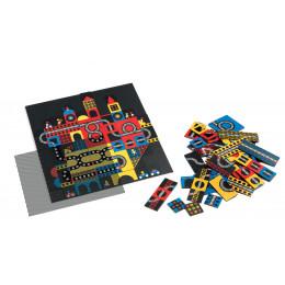 Magnetisch Kaartspel - Kinoptik City