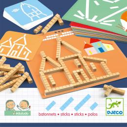Educatief Kinderspel - Eduludo Sticks