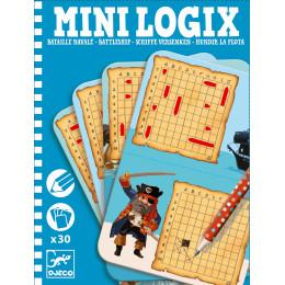 Strategisch Denkspel - Mini Logix Zeeslag