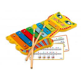 Muziekinstrument Metallofoon - Animambo