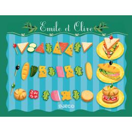 Speelgoed Broodjesbar - Emile & Olive