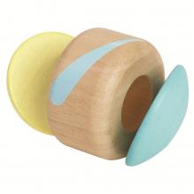 Pastelkleurige klaproller - vanaf 6 maanden