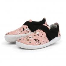 Schoenen KID+ Street - Aktiv Spekkel Printed Pink - 832705